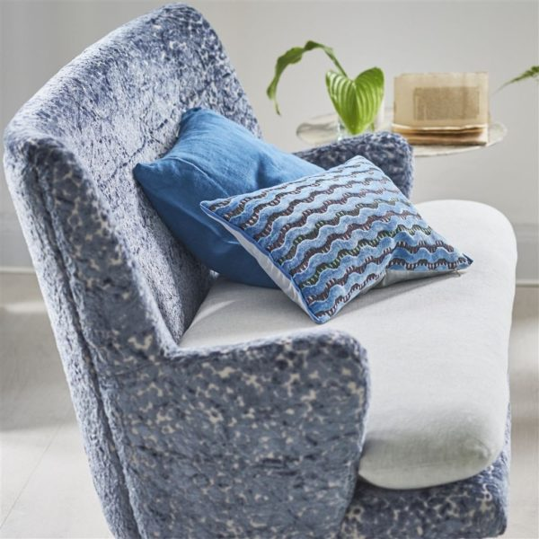Murrine Delft Fabric by Designers Guild