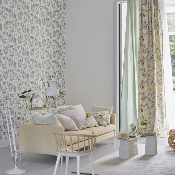 Montelupo Birch Fabric by Designers Guild