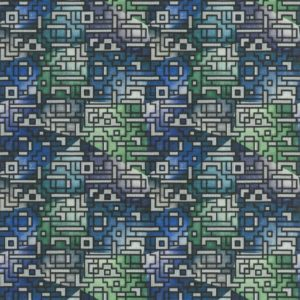 Casablanca Cobalt Wallpaper by Designers Guild