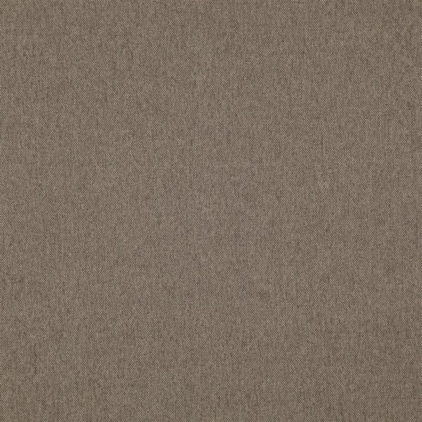 Berrier Chocolate Fabric by Designers Guild