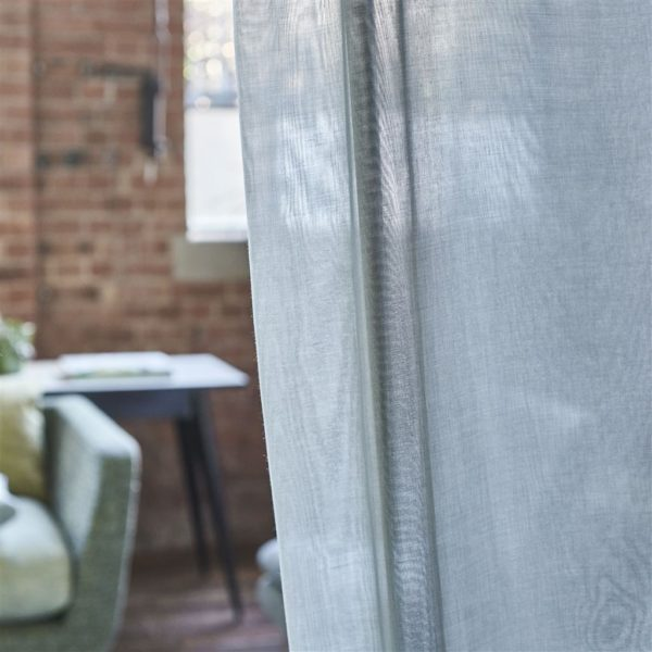 Bellavista Chalk Fabric by Designers Guild