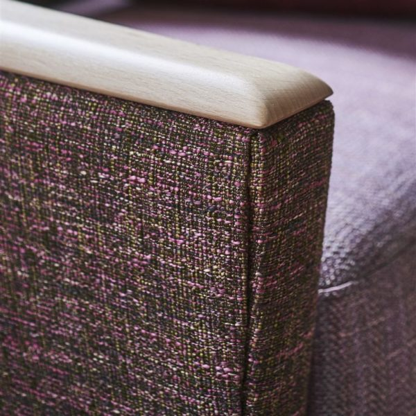 Grasmere Steel Fabric by Designers Guild