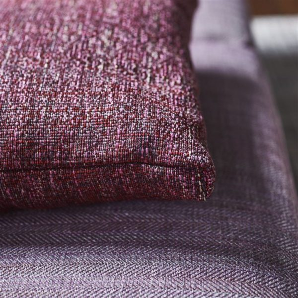 Grasmere Berry Fabric by Designers Guild
