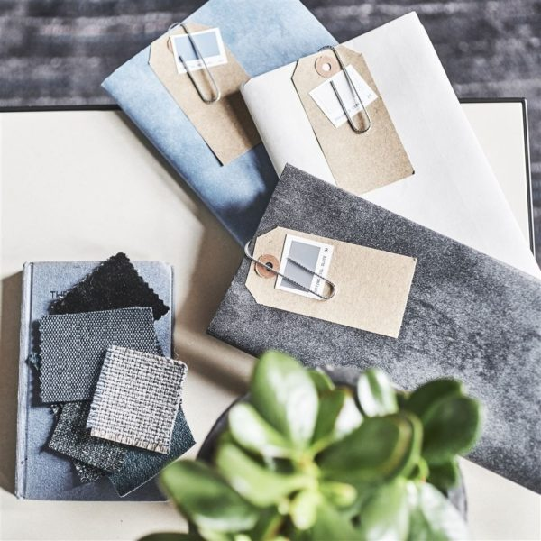 Berrier Carbon Fabric by Designers Guild