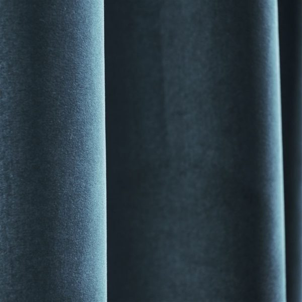 Colton Steel Fabric by Designers Guild