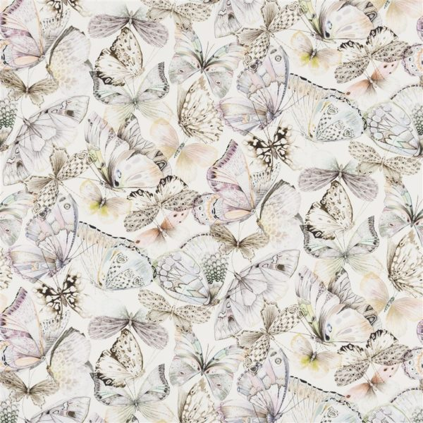 Papillons Shell Fabric by Designers Guild