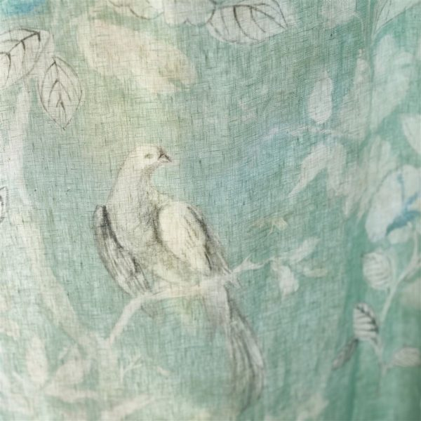 Pontoise Pale Jade Fabric by Designers Guild