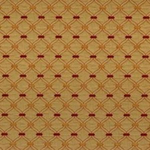 Agra Spice Fabric by Jim Dickens
