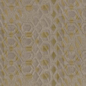 Bronze Taupe Wallpaper by Casamance