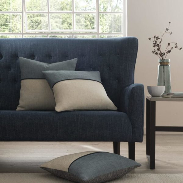 Chiasso Natural Fabric by Clarke & Clarke