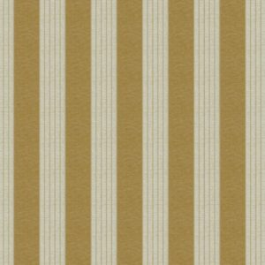 Cavendish Brompton Gold Fabric by Jim Dickens