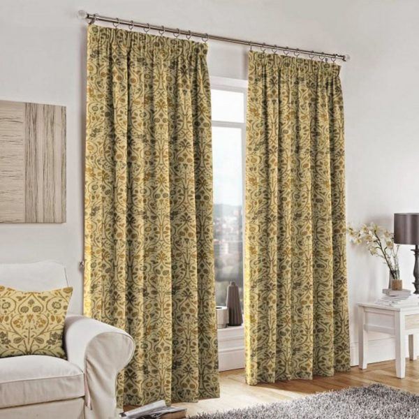 Abbey Brocton Fabric by Jim Dickens