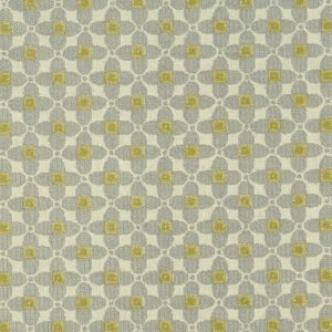 Laverne Citron Fabric by Clarke & Clarke