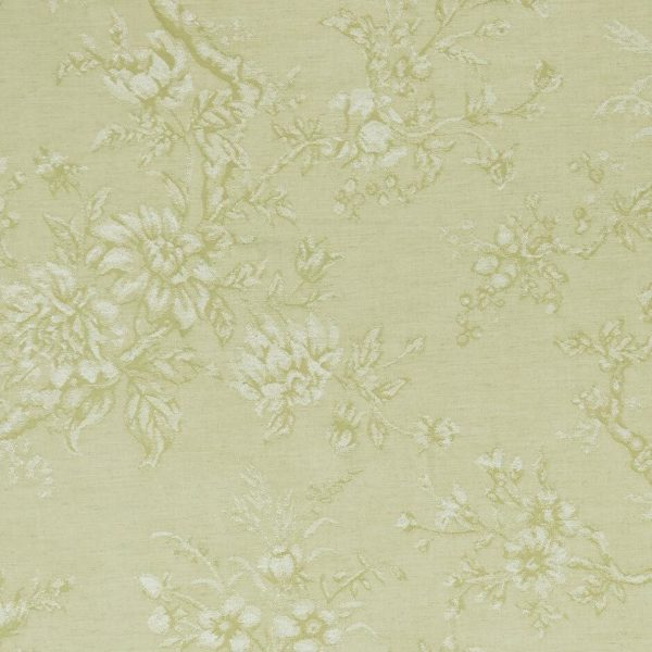 Simone Citron Fabric by Clarke & Clarke