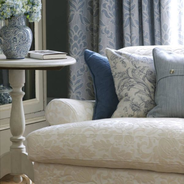Fairmont Natural Fabric by Clarke & Clarke