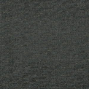 Mellifere Anthracite Fabric by Casamance