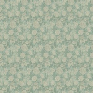 Sheringham Periwinkle Fabric by Jim Dickens