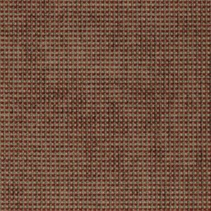 Jaco Terracotta Fabric by Jim Dickens