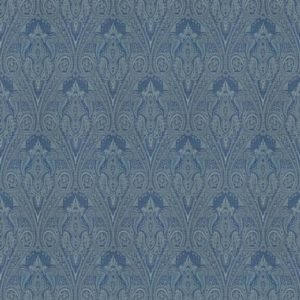 Empress Azure Fabric by Jim Dickens