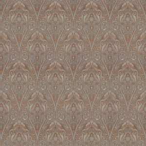Empress Spice Fabric by Jim Dickens