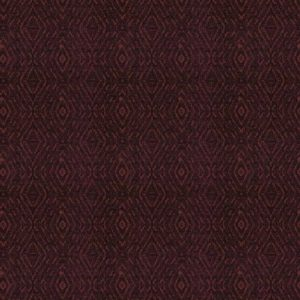 Tzar Ruby Fabric by Jim Dickens