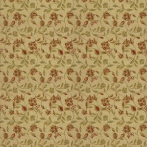 Arundel Russet Fabric by Jim Dickens