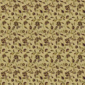 Arundel Wild Berry Fabric by Jim Dickens