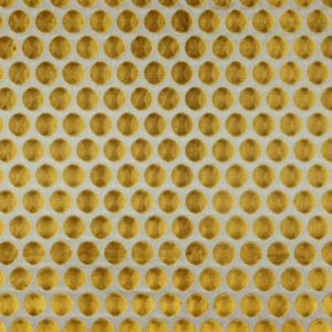 Artista Jaune Moutarde Fabric by Casamance