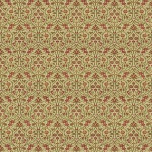 Abbey Tixall Fabric by Jim Dickens