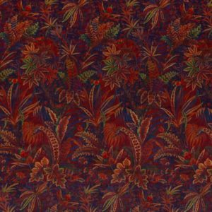 Shand Voyage Autumn Fabric by Liberty