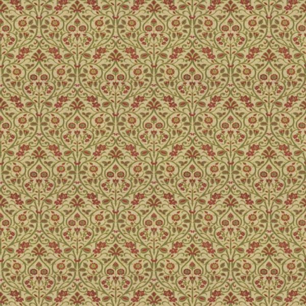 Abbey - Tixall Fabric by Jim Dickens (Abbey-Tixall)