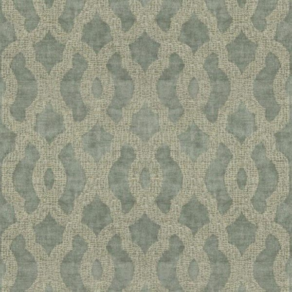 Acanthus - Frost Fabric by Jim Dickens (Acanthus-Frost)