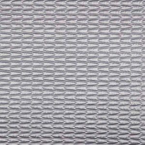 Alberica - Silver Fabric by Casamance (35050594)