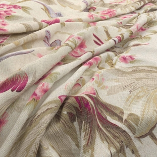 Archive Linen - Kingsburgh Vintage Fabric by Warwick (Archive Linen-Kingsburgh Vintage)