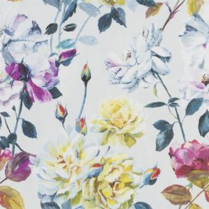 Couture Rose - Fuchsia Wallpaper by Designers Guild (PDG711/01)