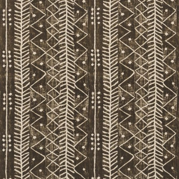 Galapagos - Charcoal Fabric by Ralph Lauren (FRL5021/01)