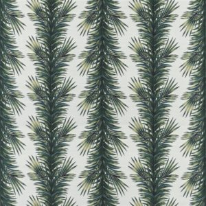 Goya - Vert Buis Fabric by Christian Lacroix (FCL7010/01)