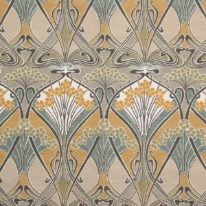 Ianthe Flower Dove Fabric by Liberty