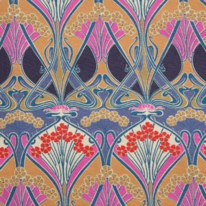 Ianthe Flower Lasenby Fabric by Liberty