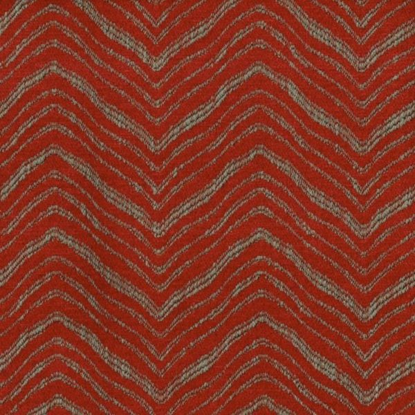 Mirabello - Red Fabric by Jim Dickens (Mirabello-Red)