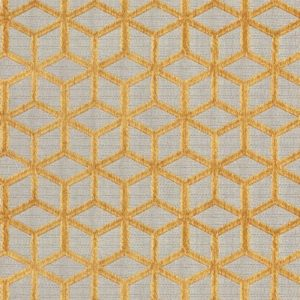 Orion - Royal Gold Fabric by Jim Dickens (Orion-Royal Gold)