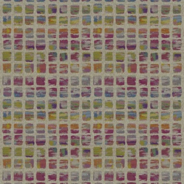 Paintbox - Carnival Fabric by Jim Dickens (Paintbox-Carnival)