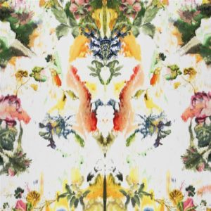 Ps'ikat - Multicolour Fabric by Christian Lacroix (FCL016/01)