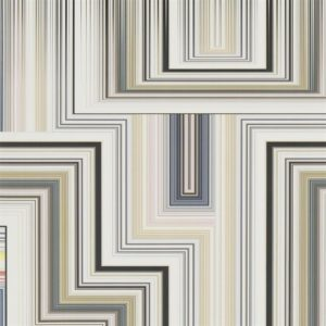 Abstract Malachite Multicolore Wallpaper by Christian Lacroix (PCL013/01)