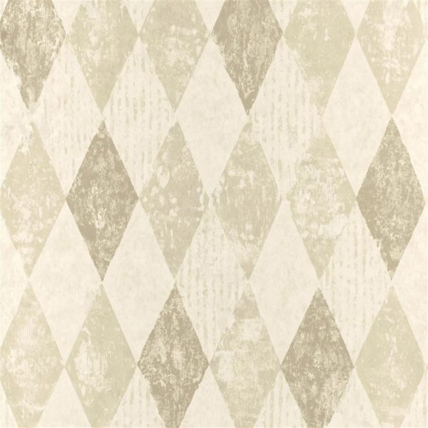 Arlecchino Parchment Wallpaper by Designers Guild (PDG1090/02)