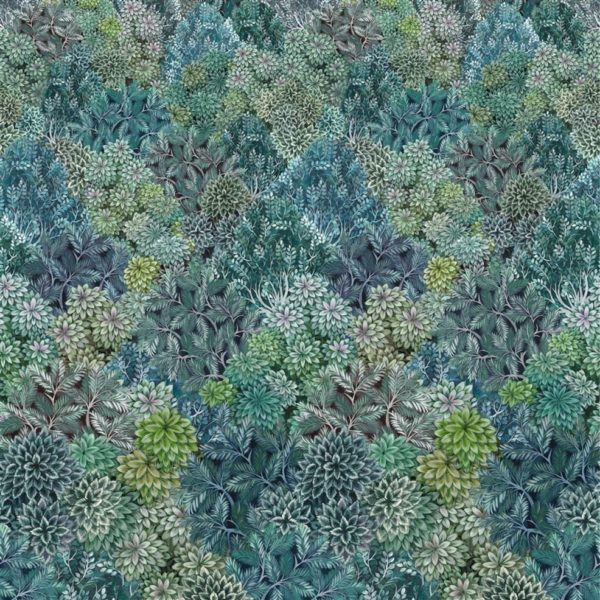 Madhya Azure Wallpaper by Designers Guild (PDG1135/02)
