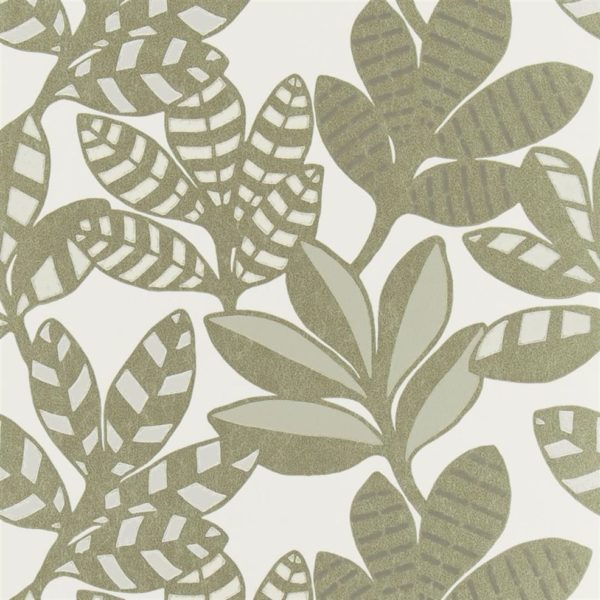 Tanjore Gold Wallpaper by Designers Guild (PDG1129/03)